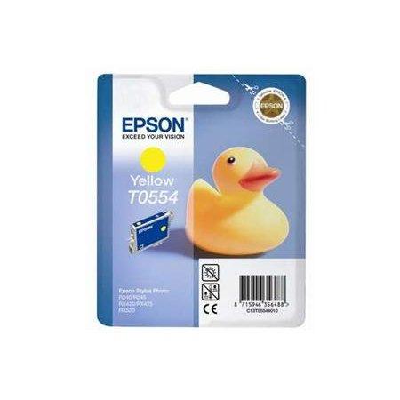 EPSON Ink ctrg žlutá pro RX425 T0554