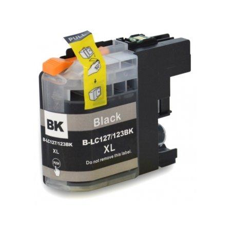 Brother LC127XL BK - kompatibilní