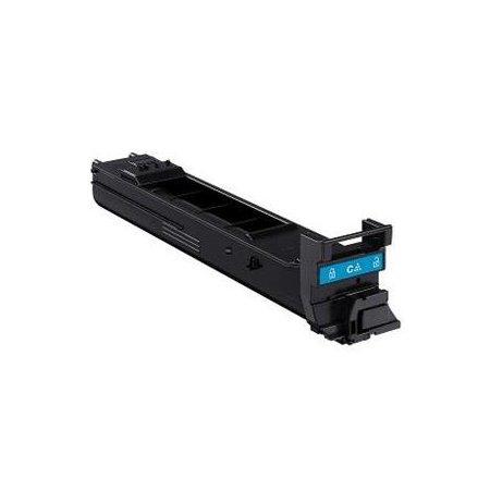 Konica Minolta A0DK452 - kompatibilní modrá tonerý toner MagiColor 4650, 4690