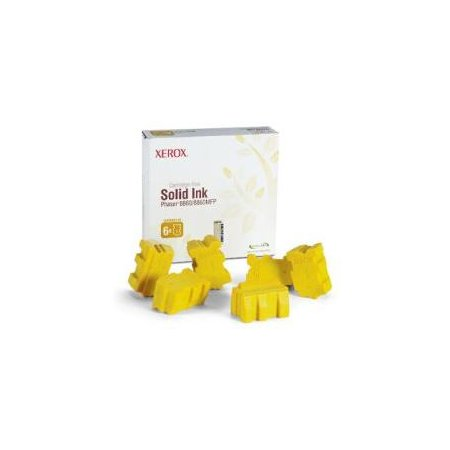 Xerox Genuine Solid Ink pro Phaser 8860 Yellow (6