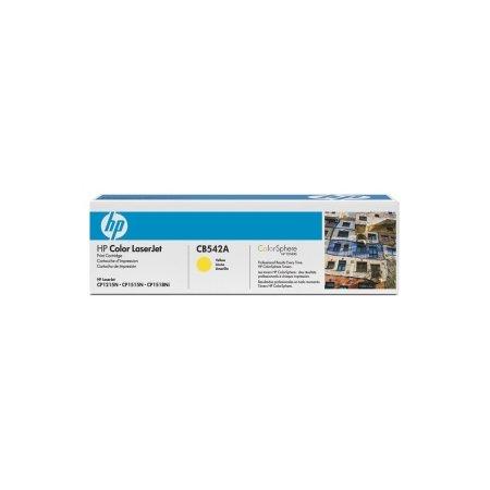 HP tisková kazeta žlutá, CB542A