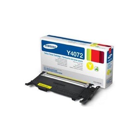 Samsung toner CLT-Y4072S/ELS Yellow 1000 stran