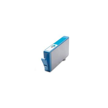 HP CD972A - kompatibilní cartridge s hp 920XL cyan s čipem