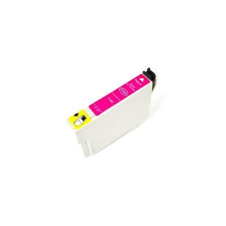 Epson T1283 - kompatibilní magenta cartridge s čipem