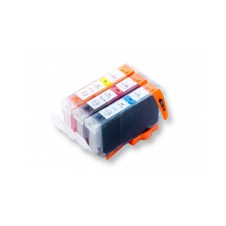 Canon CLI-8CMY - kompatibilní multipack sada 3 barvy