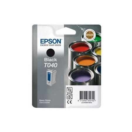 EPSON Ink ctrg černá pro Stylus C62/CX3200(T0401)