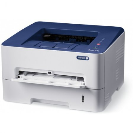 Xerox Phaser 3052V/NI, ČB laser. tiskarna A4