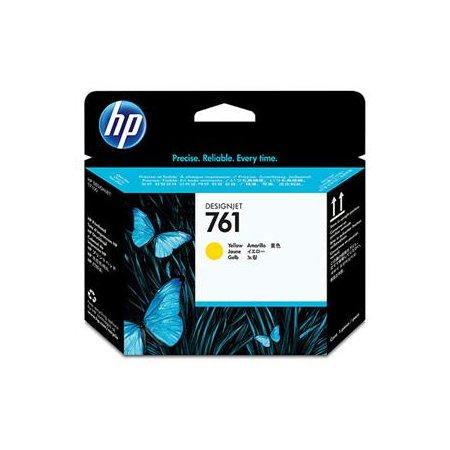 HP no 761 - žlutá tisková hlava, CH645A
