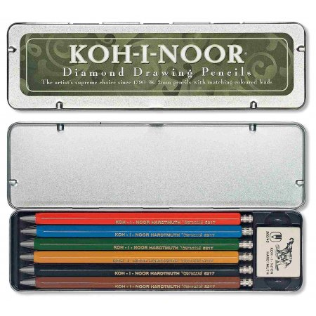 Sada kovových versatilek Koh-i-noor