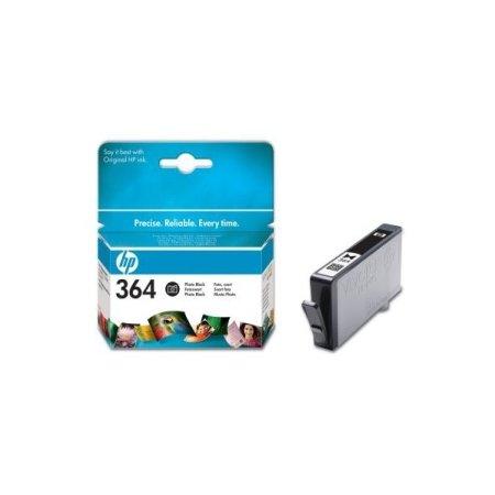 HP 364 - černá foto inkoustová kazeta, CB317EE
