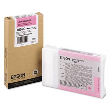 Epson T602 Light Magenta 110 ml