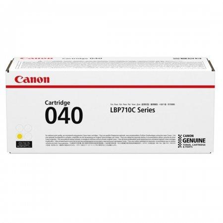 Canon CRG 040 Y, žlutý