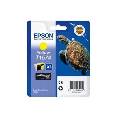 EPSON T1574 Yellow Cartridge R3000