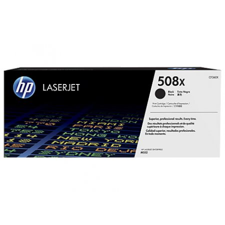 HP 508X - černý Contract Toner, CF360XC