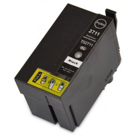 Epson T2711 - kompatibilní cartridge 27XL velká černá