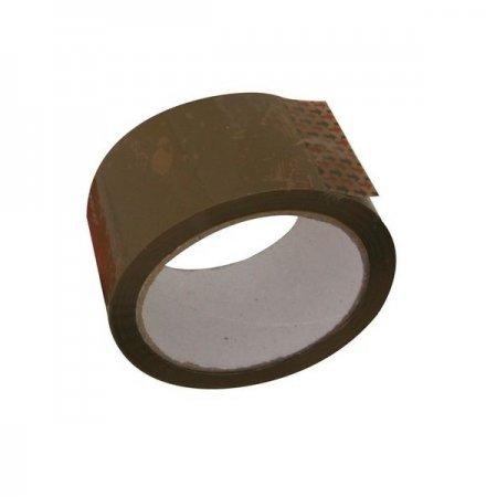Lepící páska 48mm x 66m, hnědá HOT-MELT