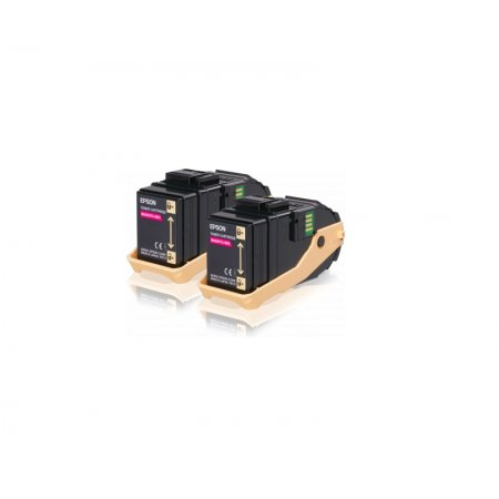 EPSON Magent Double Pack toner AL-C9300N 7,5K x2