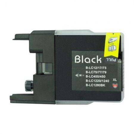 Brother LC1280XLBK -kompatibilní cartridge černá