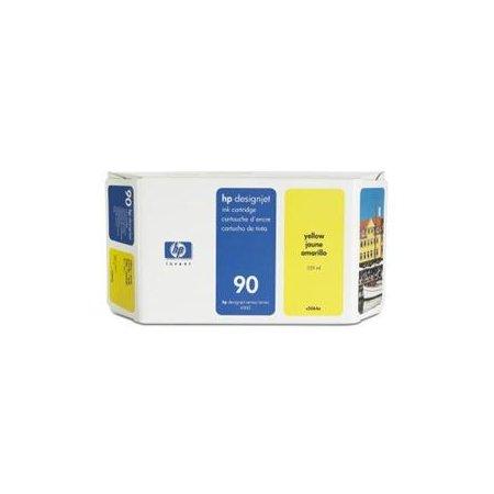 HP no 90 - žlutá inkoustová kazeta, C5064A