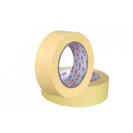 Lepící páska krepová 25mm x 50m