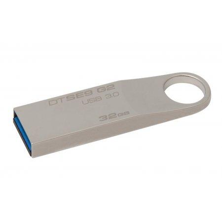 Kingston DataTraveler SE9 32GB - USB 3.0 Flash disk, 5 let garance