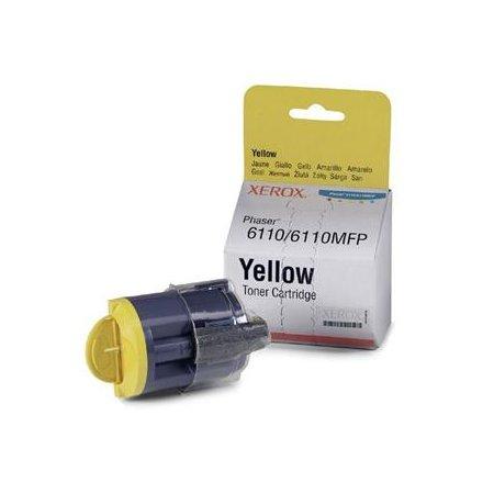 Xerox Toner Yellow pro Phaser 6110/MFP 6110 (1.000