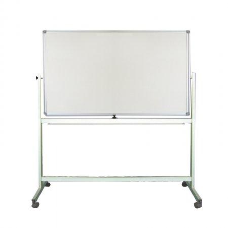 Magnetická oboustranná tabule Classic 150x100cm, mobilní a otočná