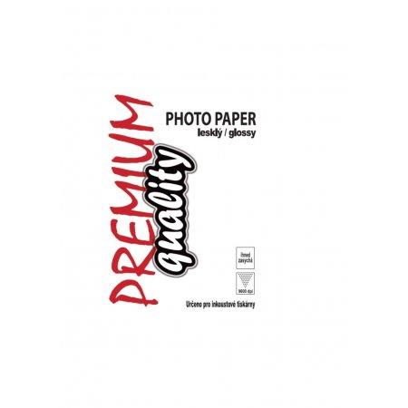 Fotopapír A4 lesklý, 180gr/m2, 50listů