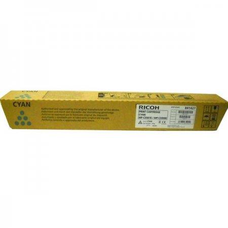 Ricoh originál toner 841427, 841127, 842046, modrá, 16000str., MP C2800, 3300, 3001, 3501