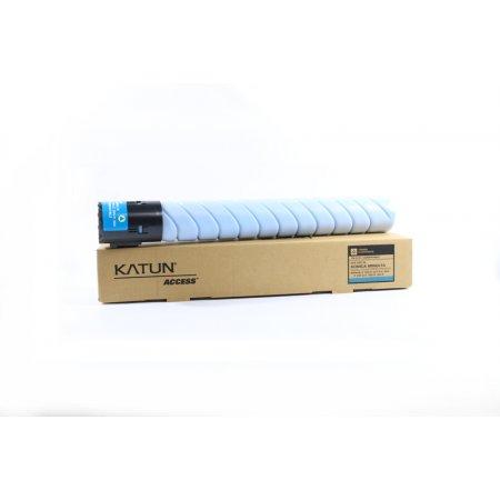 Konica Minolta TN321C - kompatibilní modrá tonerová kazeta pro Bizhub C224, C284, C364