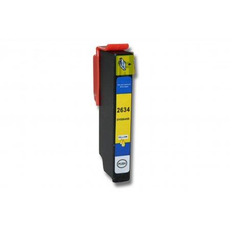 Epson T2634 - kompatibilní cartridge yellow s čipem
