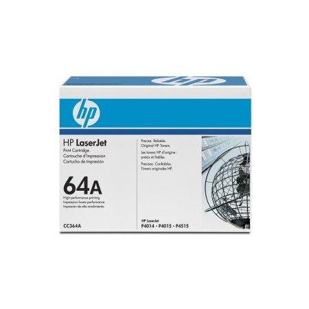 HP tisková kazeta černá, CC364A