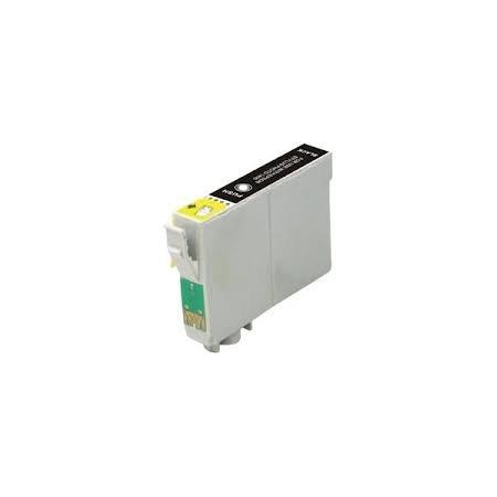 Epson T0791 - kompatibilní cartridge černá s čipem