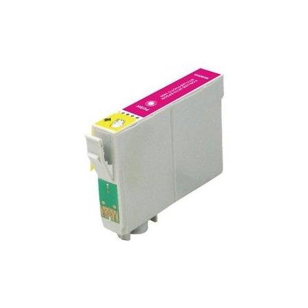 Epson T1303 - kompatibilní cartridge s čipem, červená