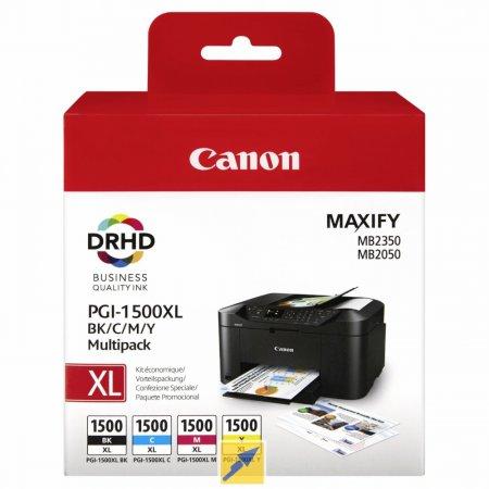 Canon PGI-1500XL BK/C/M/Y Multi pack