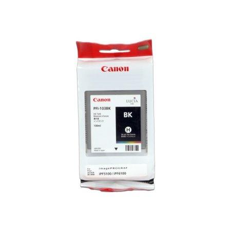 Canon zásobník inkoustu PFI-103, foto černý