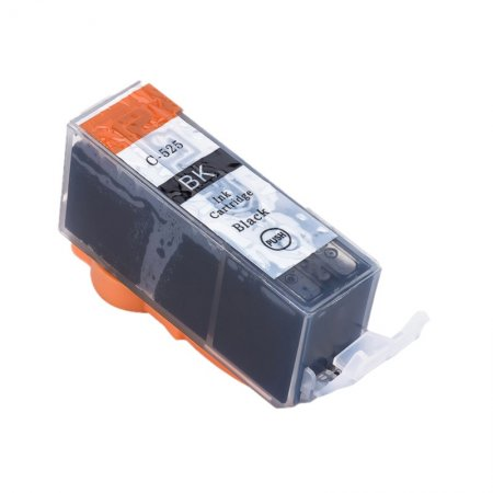 Canon PGI-525BK - kompatibilní cartridge s novým čipem Topprint, obr. 1