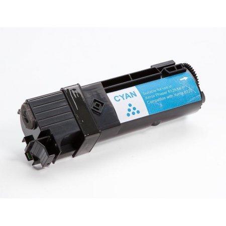 Xerox 106R01456 - kompatibilní tisková kazeta Phaser 6128 modrá, na 2.500stran