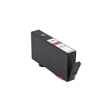 HP CZ111A - kompatibilní cartridge s hp 655 červená s novým čipem