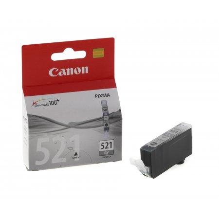Canon CLI-521GY, šedý, výprodej