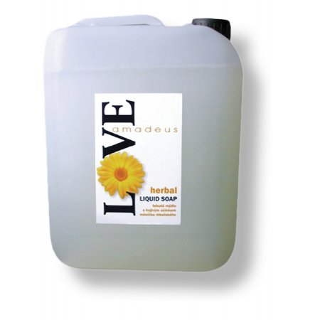 Mýdlo tekuté 5L LOVE Herbal