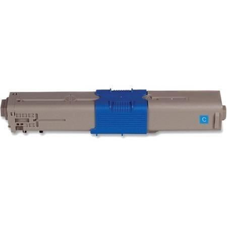 OKI 44469724 - kompatibilní toner C510, C530 modrá, XL kapacita 5000 stran