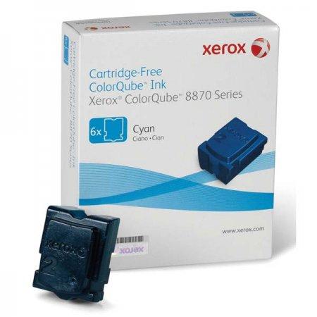 Xerox Tuhý inkoust Cyan pro CQ 8870 (17.300 str)