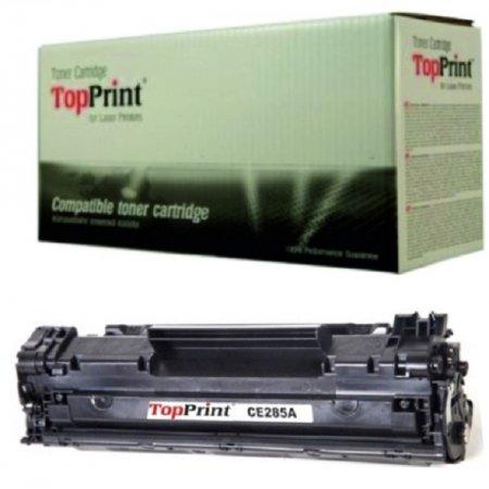 HP CE285A - kompatibilní toner 85A, Topprint EXCLUSIVE