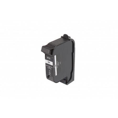HP C6615A - kompatibilní cartridge s hp 15, XL kapacita