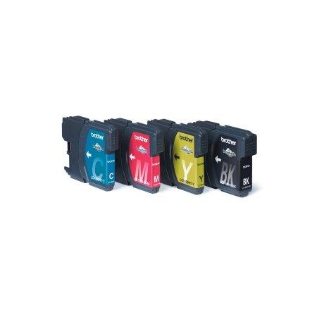 LC-1100 VALBP (inkoust multipack-černá+tři barvy)