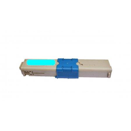 OKI 44973535 - kompatibilní modrá tisková kazeta C301, C321 na 1.500stran