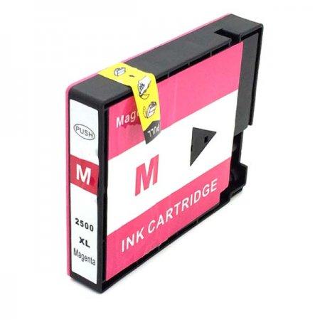 Canon PGI-2500XL M - kompatibilní červená tisková kazeta