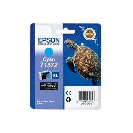 EPSON T1572 Cyan Cartridge R3000