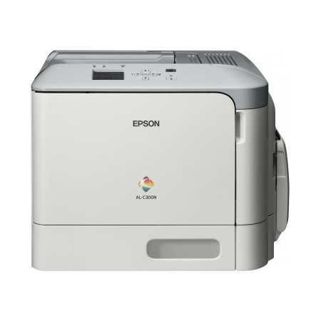EPSON WorkForce AL-C300N,A4, PCL,USB,30/30ppm,LAN